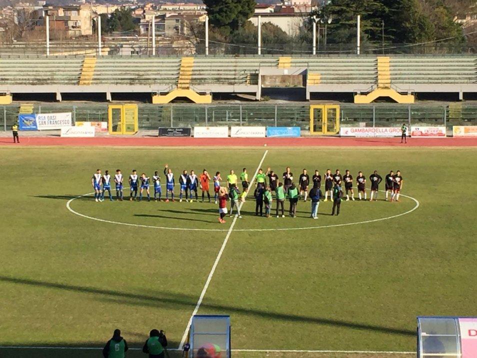 #SERIED NOCERINA-BRINDISI 0-0: CRONACA E TABELLINO
