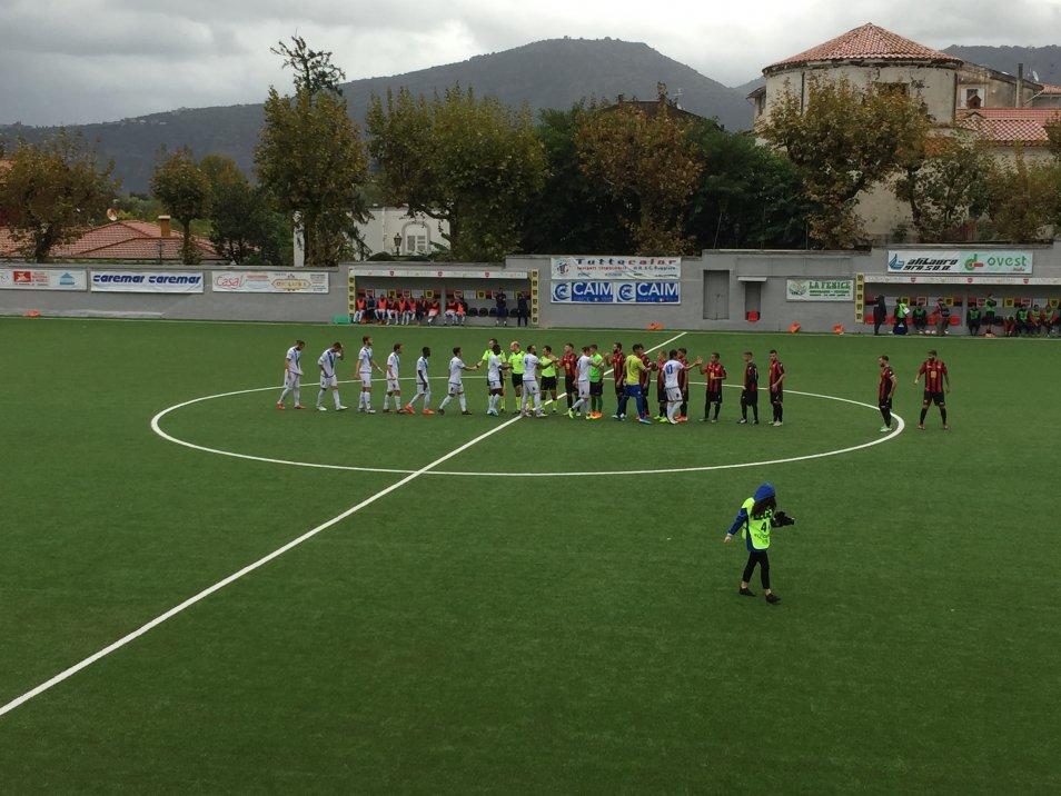#SERIED SORRENTO-BRINDISI 0-0: CRONACA E TABELLINO