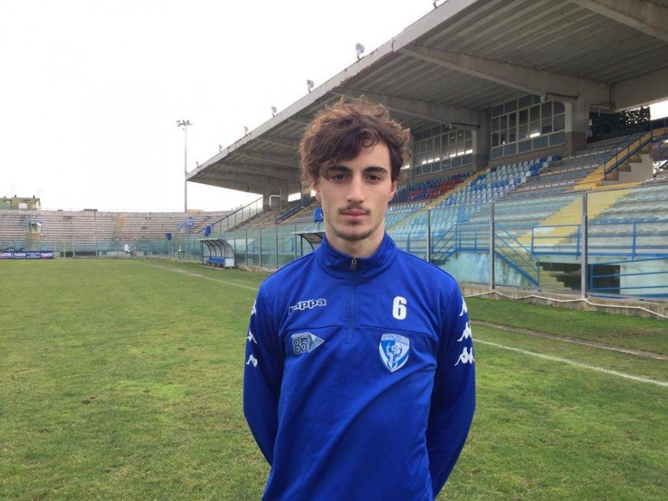 ANDREA MARANGI È UFFICIALMENTE UN CALCIATORE DEL BRINDISI FC