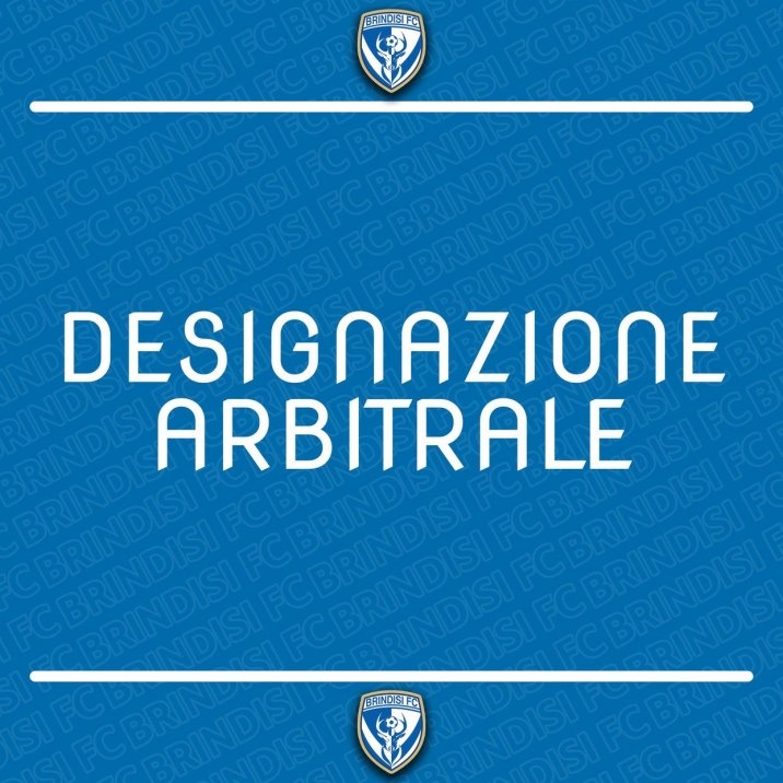 Terna Arbitrale Brindisi-Bitonto