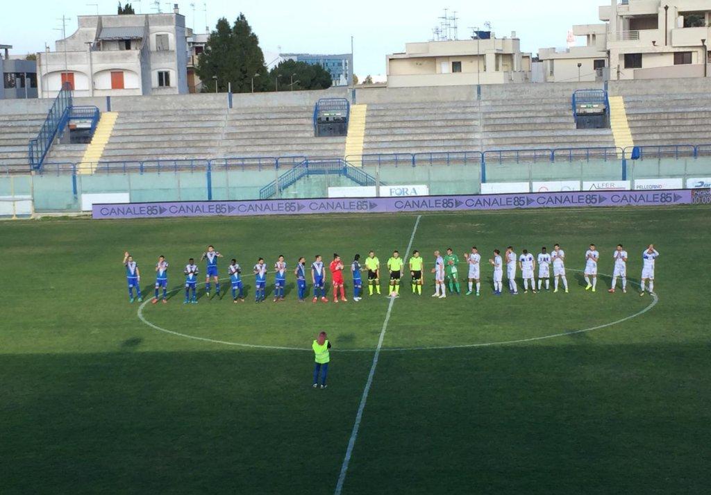 #SERIED BRINDISI-FIDELIS ANDRIA 0-0: CRONACA E TABELLINO