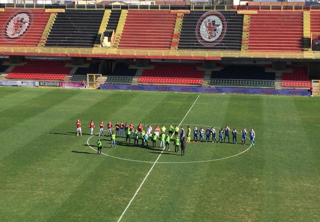 #SERIED FOGGIA-BRINDISI 1-0: CRONACA E TABELLINO