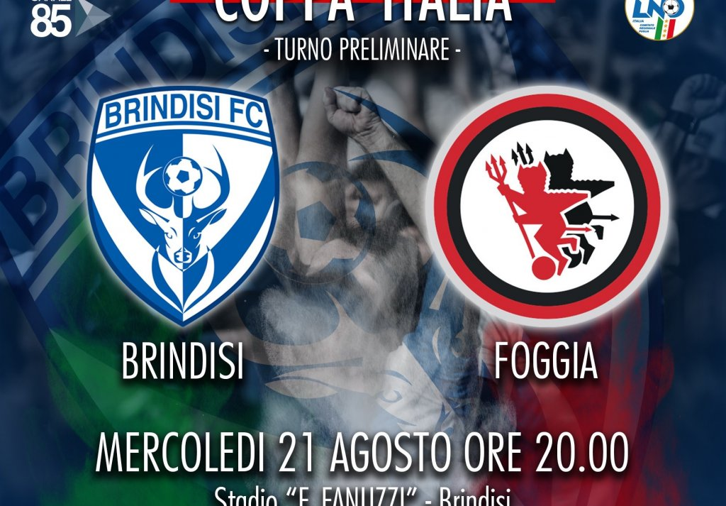 Brindisi - Foggia: info e prezzi biglietti