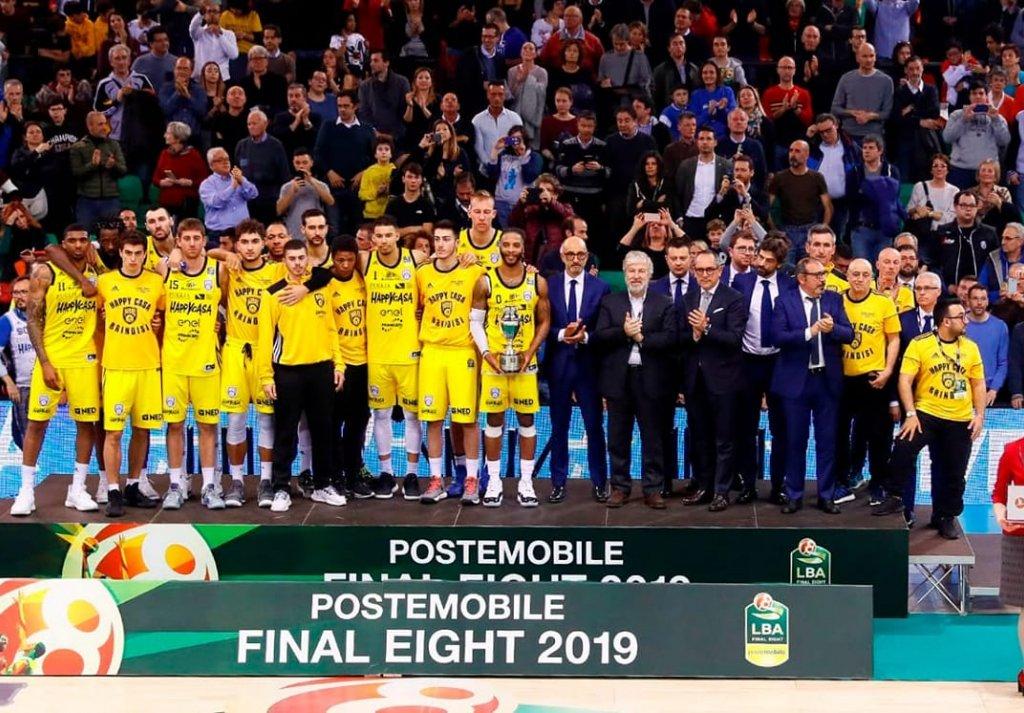 Brindisi FC: complimenti alla New Basket Happy Casa Brindisi