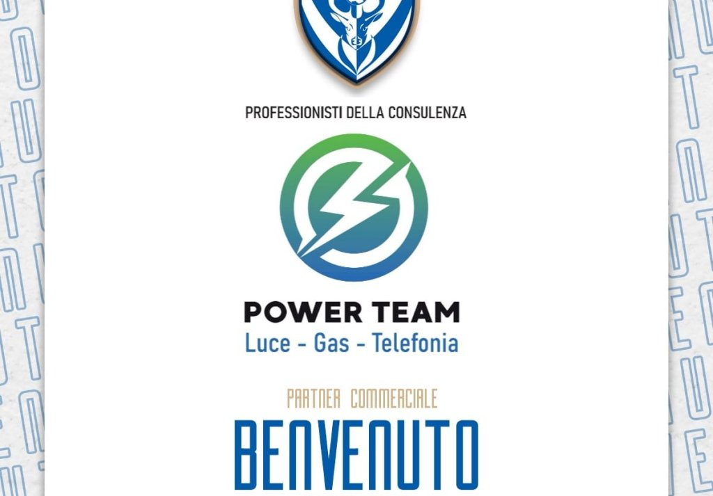 SSD Brindisi e Power Team per la stagione 2021/2022